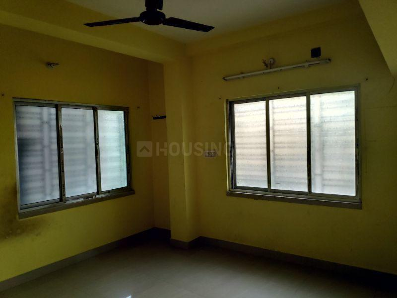 Living Room Image of 650 Sq.ft 2 BHK Independent Floor for rent in Beliaghata for 10000