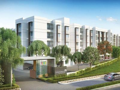 Gallery Cover Image of 1445 Sq.ft 3 BHK Apartment for buy in Korattur for 8220000