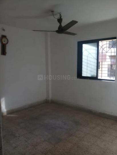 Bedroom Image of 650 Sq.ft 1 BHK Apartment for rent in Kopar Khairane for 14000