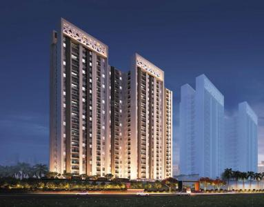 Gallery Cover Image of 954 Sq.ft 2 BHK Apartment for buy in Rishi Pranaya Phase I, New Town for 4490000