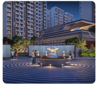 Gallery Cover Image of 1250 Sq.ft 3 BHK Apartment for buy in Majestique Towers East, Kharadi for 9500000
