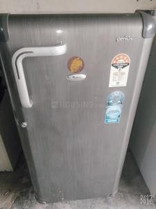 सेक्टर 76 में जमसेद पाशा एयर कंडीशनर के बाथरूम की तस्वीर