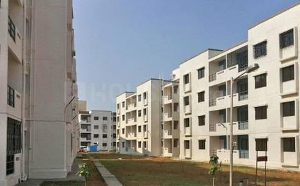 Building Image of 1160 Sq.ft 3 BHK Apartment for rent in Boisar for 7000