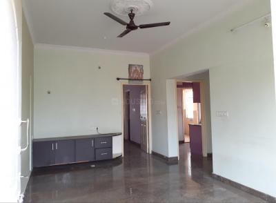 Gallery Cover Image of 1155 Sq.ft 2 BHK Independent Floor for rent in Kasturi Nagar for 18000