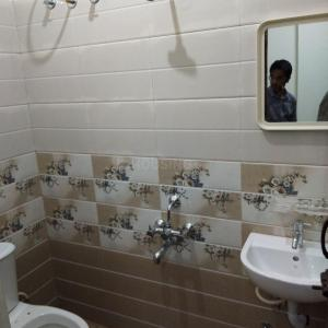 Bathroom Image of Sri Sai Residency PG in Ejipura