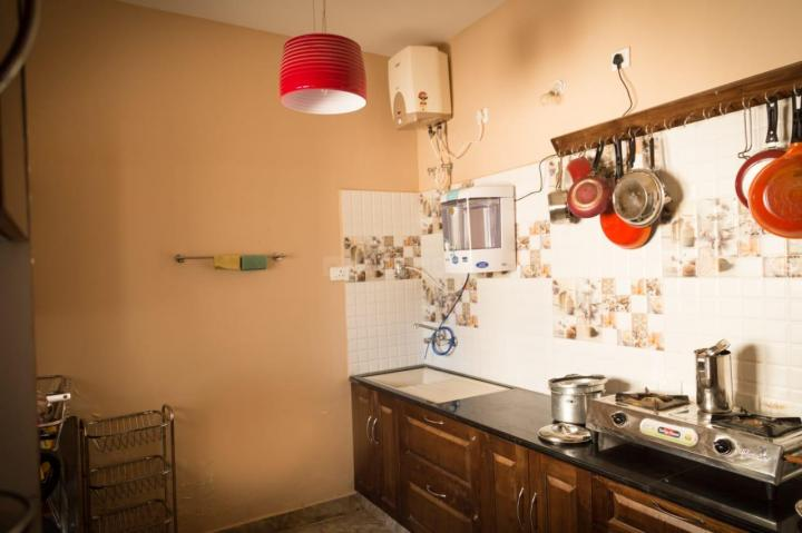 Kitchen Image of 4500 Sq.ft 4 BHK Independent House for rent in Attuvampatti for 100000
