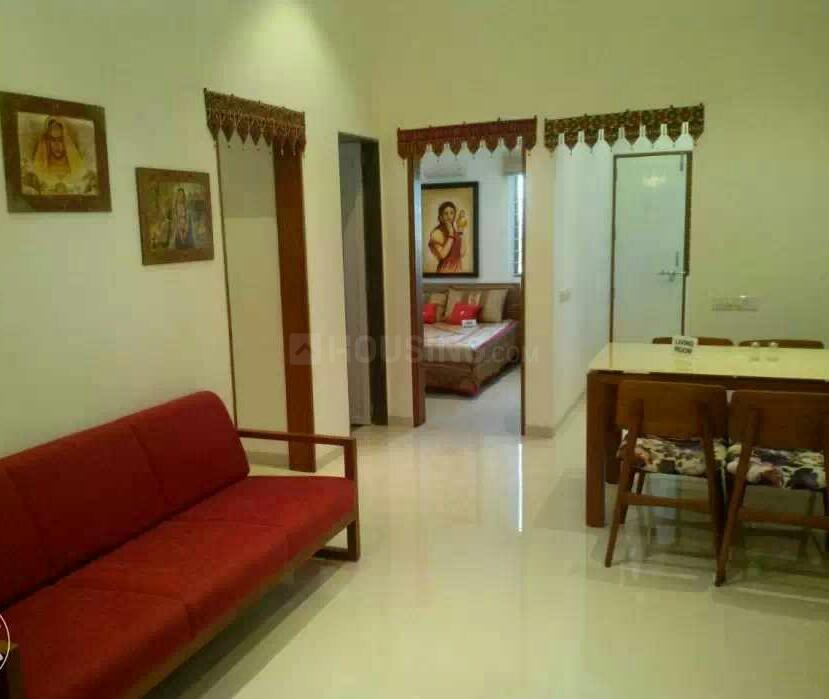Living Room Image of 925 Sq.ft 2 BHK Apartment for buy in Changodar for 1750000