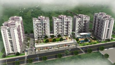 Gallery Cover Image of 1282 Sq.ft 3 BHK Apartment for buy in Wakad for 8500000
