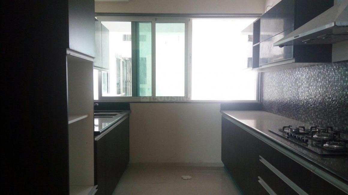 Kitchen Image of 1700 Sq.ft 3 BHK Apartment for rent in Chembur for 50000