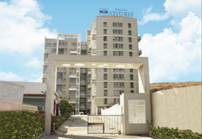 Gallery Cover Image of 1105 Sq.ft 3 BHK Apartment for buy in Kondhwa Budruk for 5787000