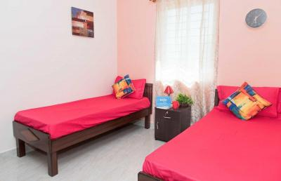 Bedroom Image of Zolo Apex in Kolapakkam