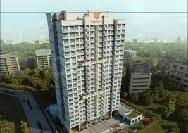 Gallery Cover Image of 555 Sq.ft 1 BHK Apartment for buy in Srishti Samarth, Bhandup West for 8300000