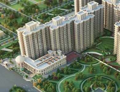 Gallery Cover Image of 700 Sq.ft 2 BHK Apartment for buy in Homes RPF Housing Society, Sector 7 for 2800000