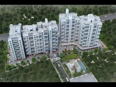 Gallery Cover Image of 1255 Sq.ft 3 BHK Apartment for buy in Sukhwani Panaroma Phase II, Sus for 7600000