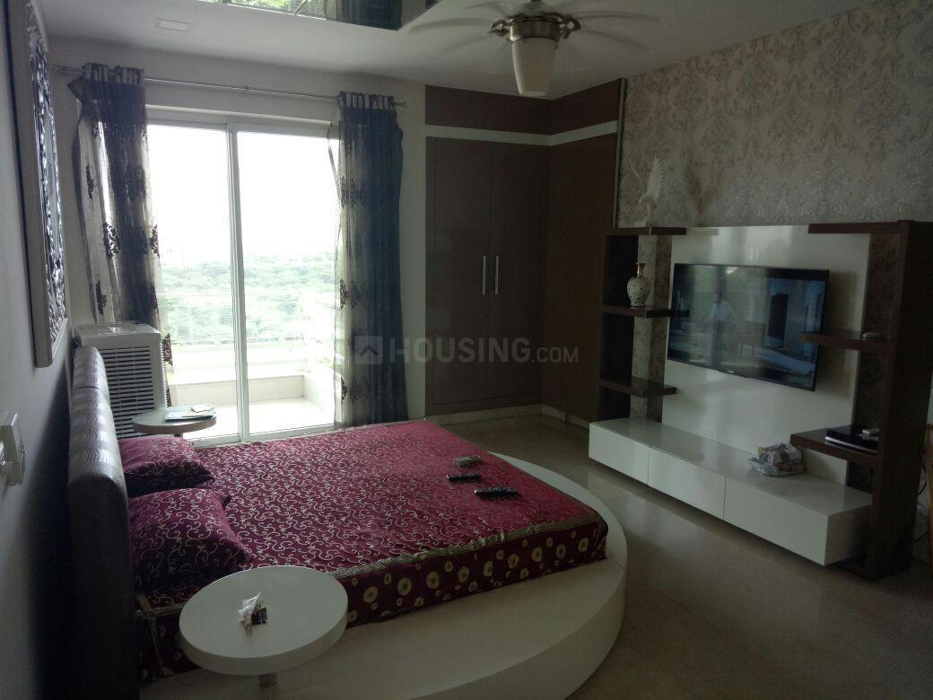 Bedroom Image of 2895 Sq.ft 3 BHK Apartment for rent in Sector 53 for 85000