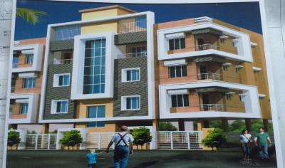 Gallery Cover Image of 1245 Sq.ft 3 BHK Apartment for buy in Mukundapur for 5976000