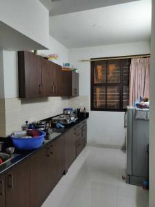 Gallery Cover Image of 700 Sq.ft 1 BHK Independent Floor for rent in Sahakara Nagar for 15000