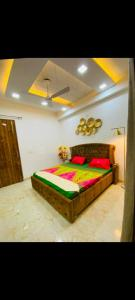 Gallery Cover Image of 1534 Sq.ft 3 BHK Villa for buy in Thv Vihaan Floors, Noida Extension for 4695000