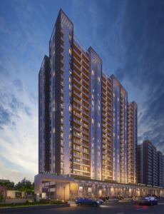 Gallery Cover Image of 980 Sq.ft 2 BHK Apartment for buy in Mantra Insignia, Mundhwa for 5200000