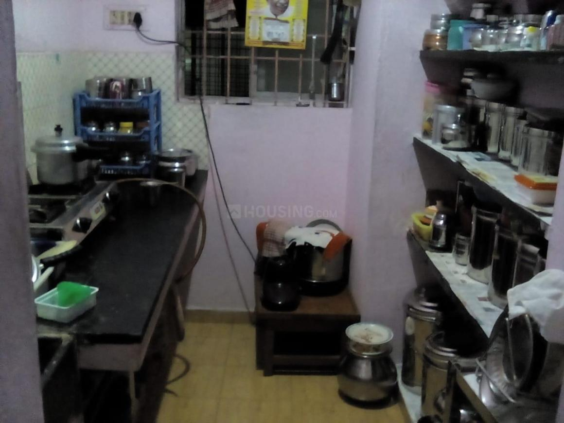 Kitchen Image of 495 Sq.ft 1 RK Apartment for buy in Korattur for 3000000