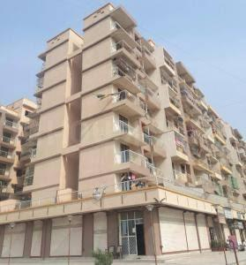 Gallery Cover Image of 650 Sq.ft 1 BHK Apartment for rent in Shree Parasnath Nagari, Naigaon East for 6500