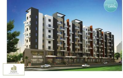 Gallery Cover Image of 888 Sq.ft 2 BHK Apartment for buy in SBS Chandrai Capital, Ambegaon Budruk for 4600000