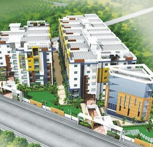 Gallery Cover Image of 1278 Sq.ft 2 BHK Apartment for buy in Hitech City for 8307000