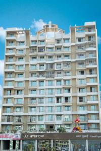 Gallery Cover Image of 692 Sq.ft 1 BHK Apartment for buy in Sai Vihar Sai Vihar CHS, Kharghar for 6800000