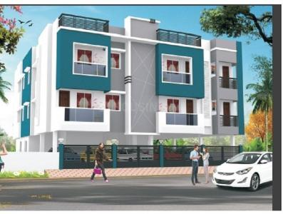 Gallery Cover Image of 960 Sq.ft 2 BHK Apartment for buy in Ambattur for 4224000