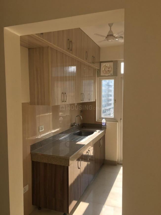 Kitchen Image of 1100 Sq.ft 2 BHK Apartment for rent in Sector 65 for 26000