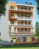 Gallery Cover Image of 1800 Sq.ft 3 BHK Independent Floor for buy in Green Field Colony for 5300000