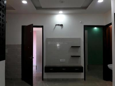 Gallery Cover Image of 750 Sq.ft 3 BHK Independent Floor for rent in Sector 23 Rohini  for 20000