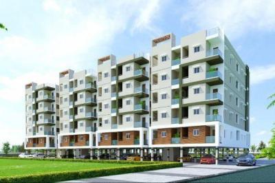 Gallery Cover Image of 750 Sq.ft 1 BHK Apartment for buy in Parijatha Elite, Ghatkesar for 1800000
