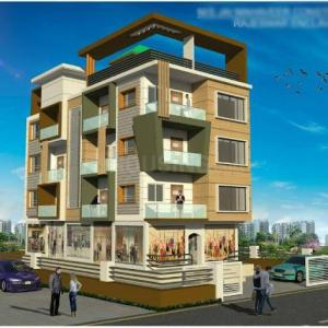 Gallery Cover Image of 680 Sq.ft 1 BHK Independent Floor for buy in Vasundhara for 1990000