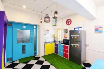 Kitchen Image of Oyo Life Ol_mum1837 in Masjid Bandar