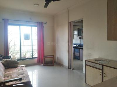 Gallery Cover Image of 560 Sq.ft 1 BHK Apartment for rent in Thane West for 19000