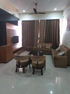 Gallery Cover Image of 1950 Sq.ft 3 BHK Apartment for rent in Sanpada for 75000