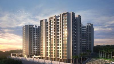 Gallery Cover Image of 660 Sq.ft 1 BHK Apartment for buy in Charms Global City Type A1 Liberty, Ambernath East for 2950000
