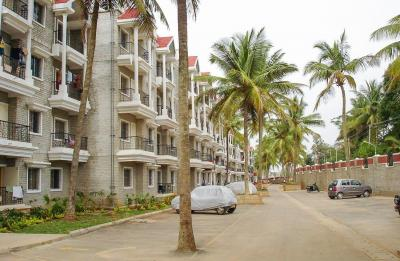 Gallery Cover Image of 950 Sq.ft 2 BHK Apartment for rent in Hulimavu for 18000