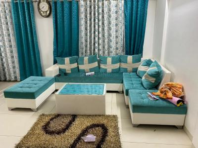 Gallery Cover Image of 1560 Sq.ft 3 BHK Apartment for rent in Pimple Nilakh for 40000