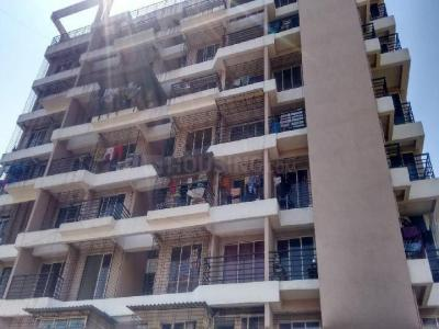 Gallery Cover Image of 650 Sq.ft 1 BHK Apartment for rent in Sai Darshan, Ghansoli for 14000