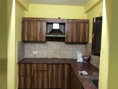 Kitchen Image of 700 Sq.ft 1 BHK Apartment for buy in Jakhan for 3900000