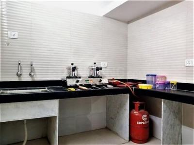 Kitchen Image of Cosmos Rubi-2 Flat-16e in Thane West