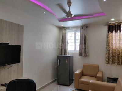 Gallery Cover Image of 500 Sq.ft 1 BHK Apartment for rent in Koramangala for 26000