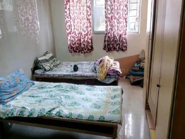 Bedroom Image of PG 4544260 Arya Nagar in Arya Nagar