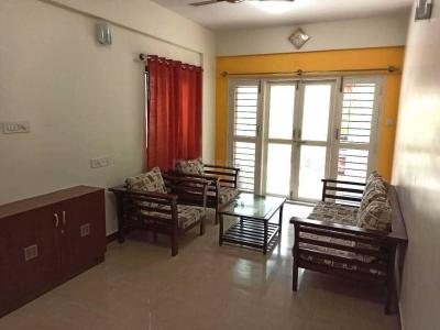 Gallery Cover Image of 1155 Sq.ft 2 BHK Apartment for rent in Kaggadasapura for 25000