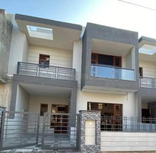 Gallery Cover Image of 1145 Sq.ft 3 BHK Villa for buy in Shiwalik Shivalik City, Kharar for 4590000