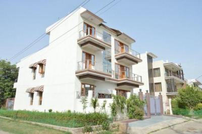 Gallery Cover Image of 840 Sq.ft 1 BHK Independent House for rent in Sector 10A for 10500