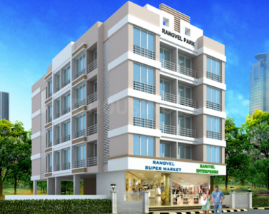 Gallery Cover Image of 650 Sq.ft 1 BHK Apartment for buy in Rangvel Park , Ghansoli for 5500000