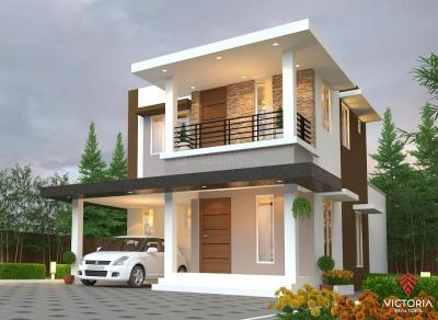 Gallery Cover Image of 1230 Sq.ft 3 BHK Villa for buy in Kanjikode for 3031000